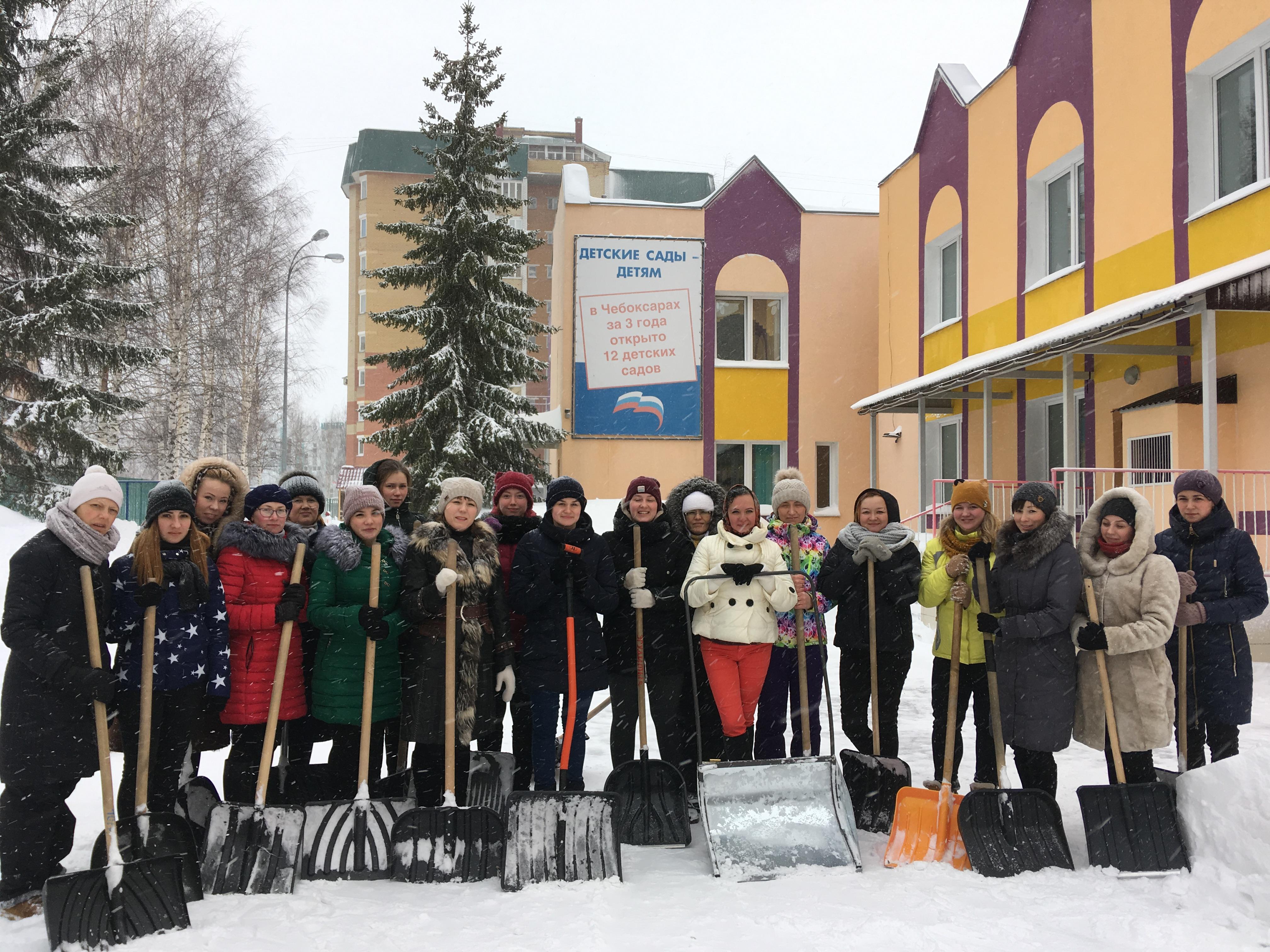 Договор подряд по уборке снега